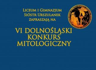 Znalezione obrazy dla zapytania zapraszają na VI dolnośląski  konkurs mitologiczny plakat